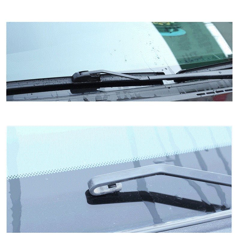 """Image 5 - Ericks Wiper Front Wiper Blades For VW Polo Sedan / Vento 2010 2011 2012 2013 2014 2015 2016 2017 Windshield Windscreen Front Window 24""""+16""""-in Windscreen Wipers from Automobiles & Motorcycles"""