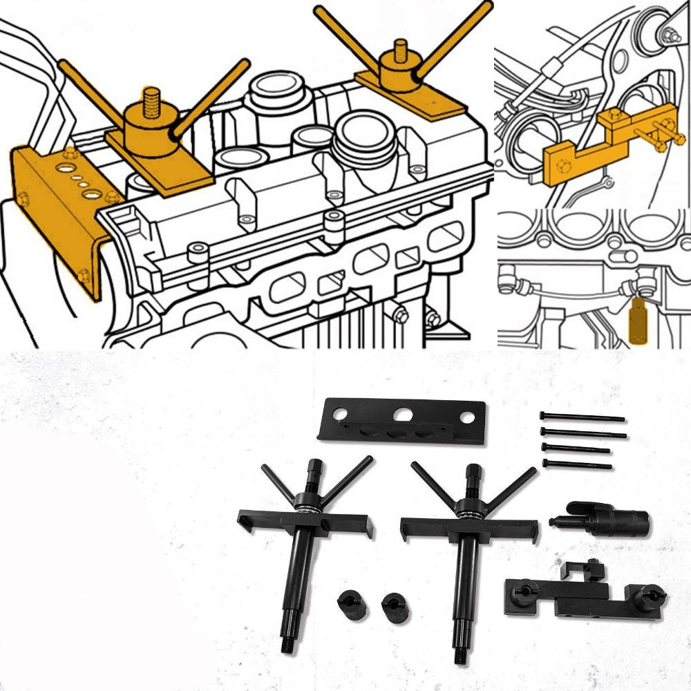 Volvo Xc90 2 5t Engine Diagram Archive Of Automotive Wiring S80 Timing Tools For S40 Xc60 4l Rh Aliexpress