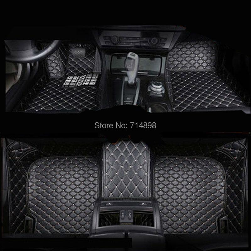 buy car floor mat for ford focus custom proper fit sam size leather artificial. Black Bedroom Furniture Sets. Home Design Ideas