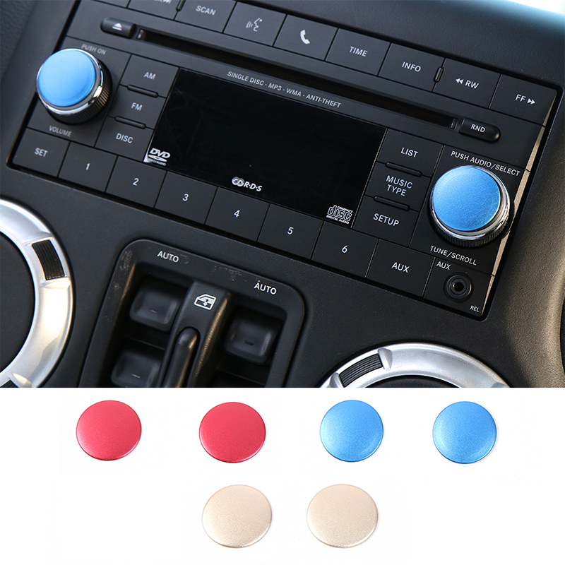 buy mopai car interior accessories abs cd switch button control cover. Black Bedroom Furniture Sets. Home Design Ideas