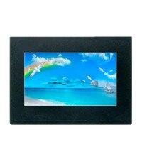 DMT80480T070_16WT 7 cal disco DGUS szeregowy ekran pod słońcem wizualny interfejs człowiek maszyna w Części zamienne i akcesoria od Elektronika użytkowa na