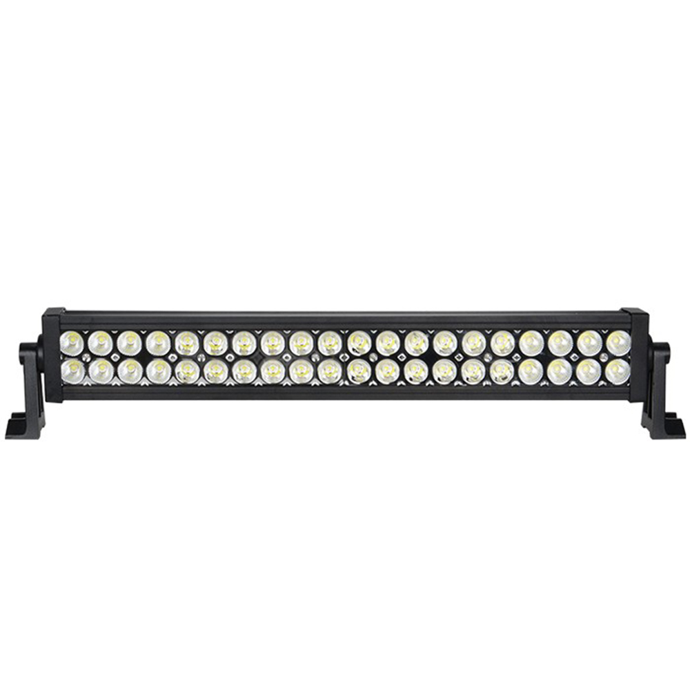 22 INCH 120W LED WORK DRIVE LIGHT BAR (Spot) COMBO FOR OFFROAD ATV UTE 12V 24V 4x4 4WD BOAT SUV TRUCK TRACTOR SUV 9 90w led work light 12v 24v led drive light spot combo led lens motorcycle boat atv 4wd offroad fog lamp led worklight vs 120w
