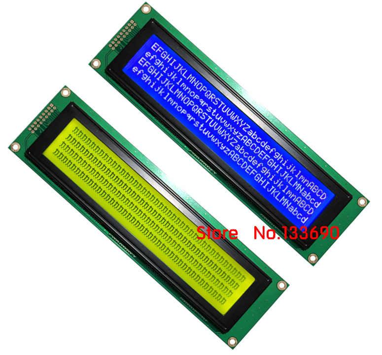 1 шт. 40x4 4004 40*4 404a характер ЖК-дисплей модуль сине-белые LED Подсветка KS0066 SPLC780 или совместимый