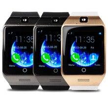 Neue APRO M08 Bluetooth Smart-armbanduhr 1.3MP GSM SIM SMS Telefon Kamerad für Android Phone Samsung für Männer MTK6260A Smartwatch