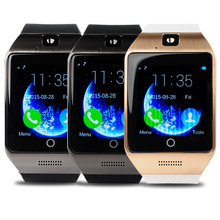 New APRO M08 Bluetooth Smart Wrist Watch 1.3MP GSM SIM SMS Phone Mate for Android Phone Samsung for Men MTK6260A Smartwatch