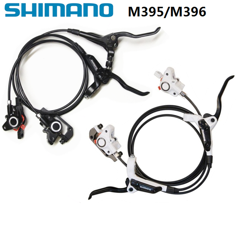 Shimano M395 M396 bremse für MTB mountainbike fahrrad Hydraulische Scheiben Bremse Set Vorne und Hinten BR BL M395 BL M396-in Fahrradbremse aus Sport und Unterhaltung bei AliExpress - 11.11_Doppel-11Tag der Singles 1