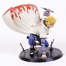 Naruto Shippuden Namikaze Minato PVC Figure Collectible Toy 14cm
