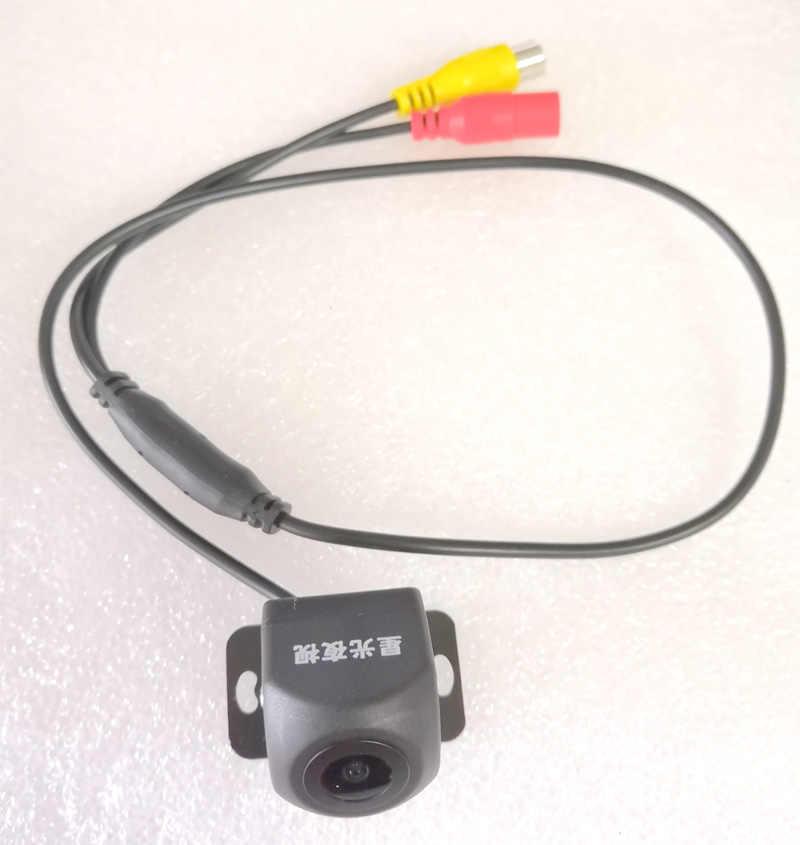 FSC CCD 高解像度ユニバーサルリアカメラ用の led ライトとカーラジオ DVD プレーヤー車両 DVD Android 大画面特別な