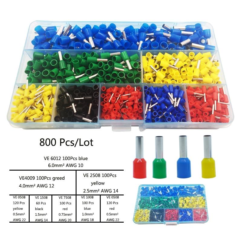 Pack of 100 0002062101-10-A4 10 PRE-CRIMP A3070 ORANGE