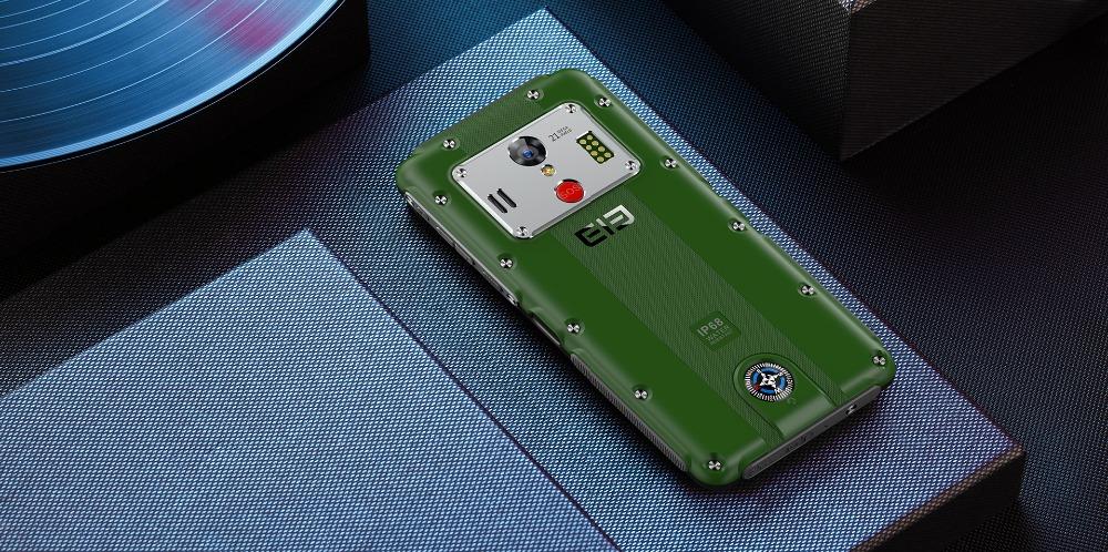 ELEPHONE Soldier 4 GB 128 GB IP68 19