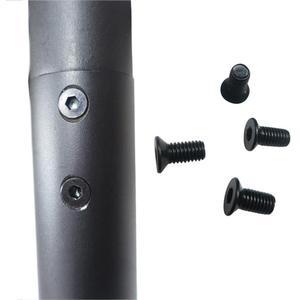 Image 3 - Nouveau 4 pièces noir front robinet vis avec poignée hexagonale pour Scooter électrique pour Xioami M365 M185 accessoires Scooter électrique