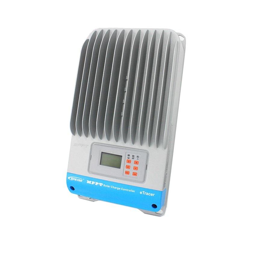 9431d65eed25 1 unid x 60A Sistema Solar MPPT controlador EP etracer ET6415BND 12 V 24 V  36 V 48 V trabajo auto