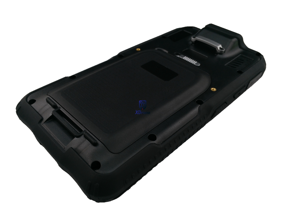 Купить с кэшбэком China Rugged Mini PC Tablet Pocket Mobile Computer Windows 10 Tablet 4GB RAM 64GB ROM IP67 Shockproof GPS 2D Barcode Scanner PDA