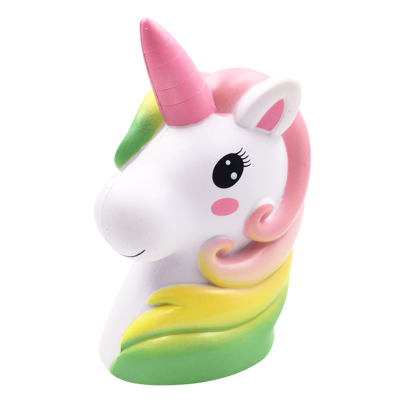 Unicorn squishy (2)