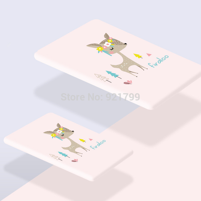 100% Katoen Wieg Hoeslaken Zachte Baby Bed Matras Cover Protector Cartoon Sika Herten Pasgeboren Beddengoed Voor Ledikant Maat 120*65 Cm 100% Origineel