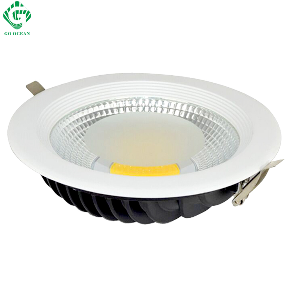 Downlights lights Application 4 : Cob Led Recessed Downlight