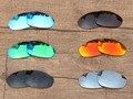 Pv polarizada juliet óculos de sol de lentes de reposição para óculos oakley-várias opções