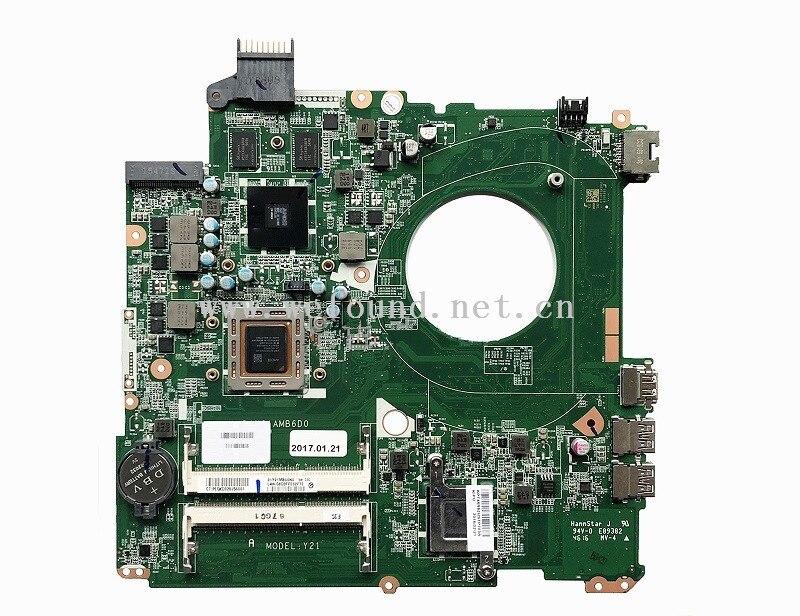 Laptop Motherboard Para 778258-601 778258-501 778258-001 15-P A10-7300M DAY21AMB6D0 sistema mainboard Totalmente Testado