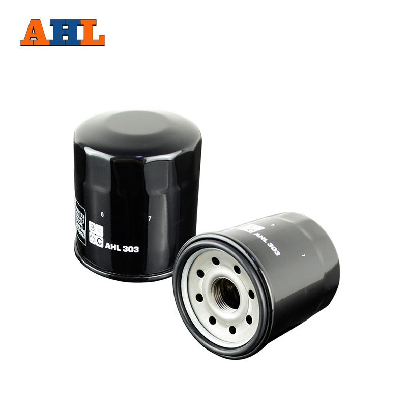 купить AHL Oil Filter For Yamaha FX1000 FZ1 FZ6 FAZER VMX1200 V-MAX VMX1700 XJR400R XV1700 XV1900 XVZ1300 YFM350 YZF R1 YZF R6 YZF600R онлайн