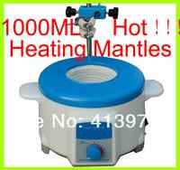 Free Shipping 1000ml Intelligent Digital Heating Mantles Electric Heater