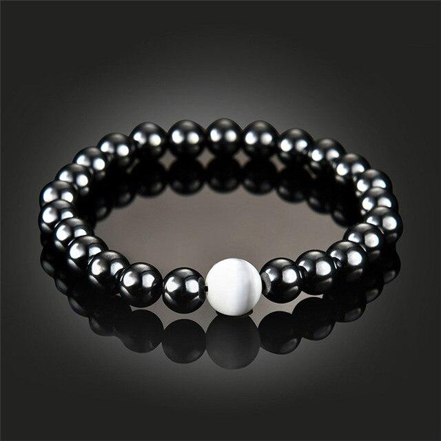 Weight Loss Austrian Crystal Beads Men Bracelet Ataque De Titanes Health Care Bracelets 3
