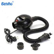 BA05 электрический воздушный насос высокого давления/воздуходувка для водяного шара/Зорб мяч/Палатка/герметичные надувные игры/Надувное
