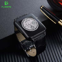 FLOVEME E7 Smart Watch For Android Smart Phones 1 54 Inch LED MTK6261A Wrist Electronics Smartbracelet