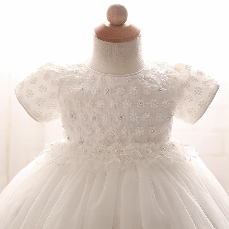 Baby Flower Dress (4)
