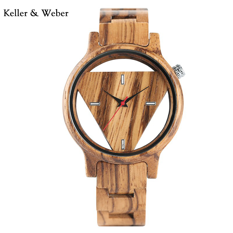 KW New Arrival Women's Fashion Wood Wrist Watch Handmade Natural Eco Friendly Sport Full Wood Strap Watches Elegant Gifts eco friendly dyeing of silk with natural dye