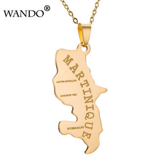 collier guadeloupe homme