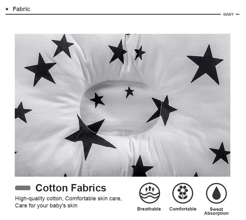 [Simfamily] новая Брендовая детская подушка для новорожденных, поддержка сна, вогнутая подушка, подушка для малышей, подушка для детей с плоской головкой, детская подушка