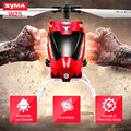 Venda quente marca w25 mini rc drone syma helicóptero de controle remoto de rádio com led piscando luz da noite