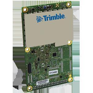 Tabla de alta precisión Trimble BD990 multi satélite multi frecuencia UAV control mecánico de monitoreo de agricultura de precisión