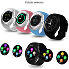 2018 Bluetooth smart watch women gps Phone Mate Full Round Screen SIM For Android For IOS smart watch women heart 52200A