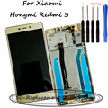 For Xiaomi Hongmi Redmi 3 3S Pro Redmi3 3s Pro / Prime LCD Display + Touch Screen Digitizer Assembly With Frame + Tools
