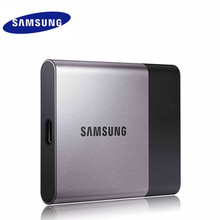 SAMSUNG T3 SSD HDD 250GB External Hard Drive USB 3.0 for Desktop Laptop PC ssd 250gb External hard drive Portable HD Disk