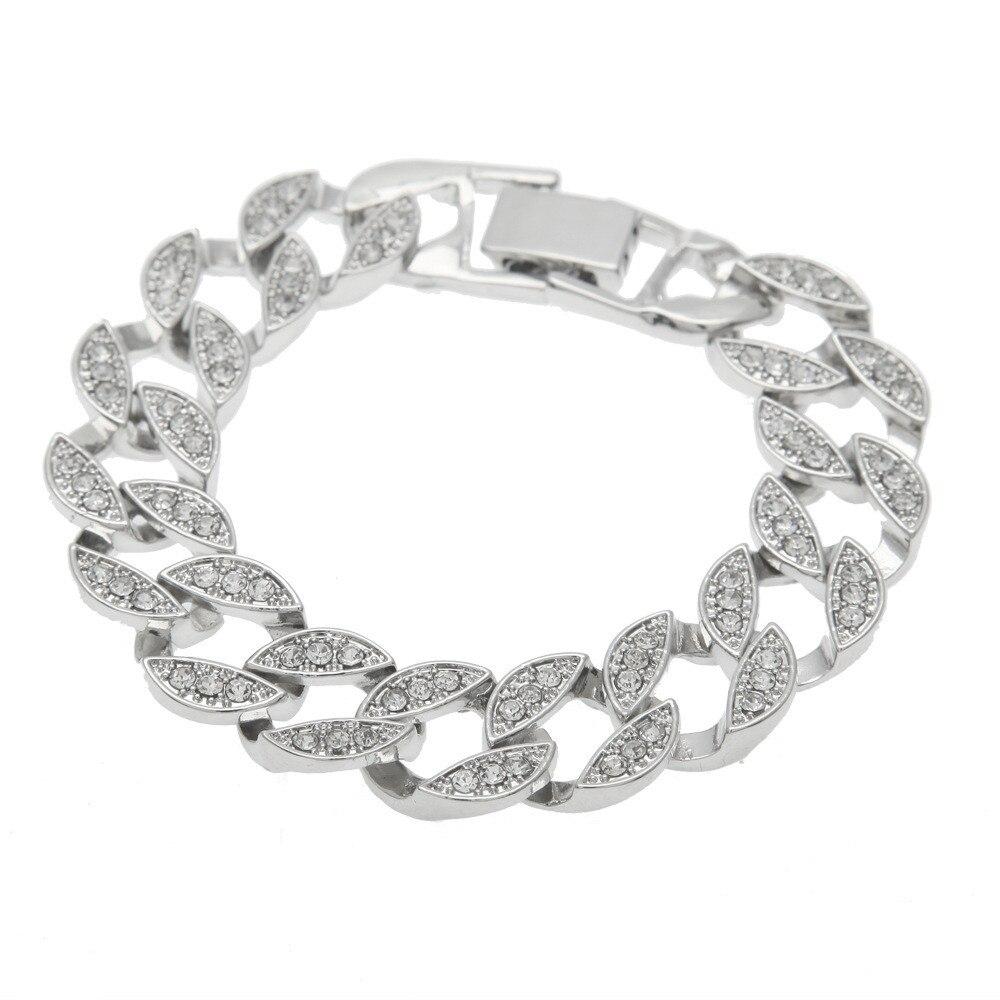 New Design High quality Hip Hop Men Women Jewelry Bling ...