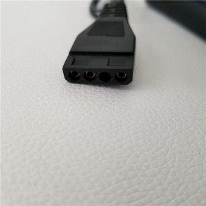 Image 3 - En gros 100 pcs/lot adaptateur secteur pour 4Pin IDE disque dur HDD CD ROM convertisseur SATA alimentation convertisseur noir