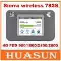 unlocked Netgear AirCard 782S lte 4g wireless router 4g wifi dongle 5ghz Mobile wifi mifi Hotspot pocket pk 760s 762s 790s 763s