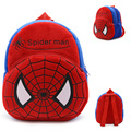 IVI Cartoon Kids Plush Backpacks Spiderman Mini schoolbag Hello Kitty Plush Backpack Children School Bags Girls Boys Backpack