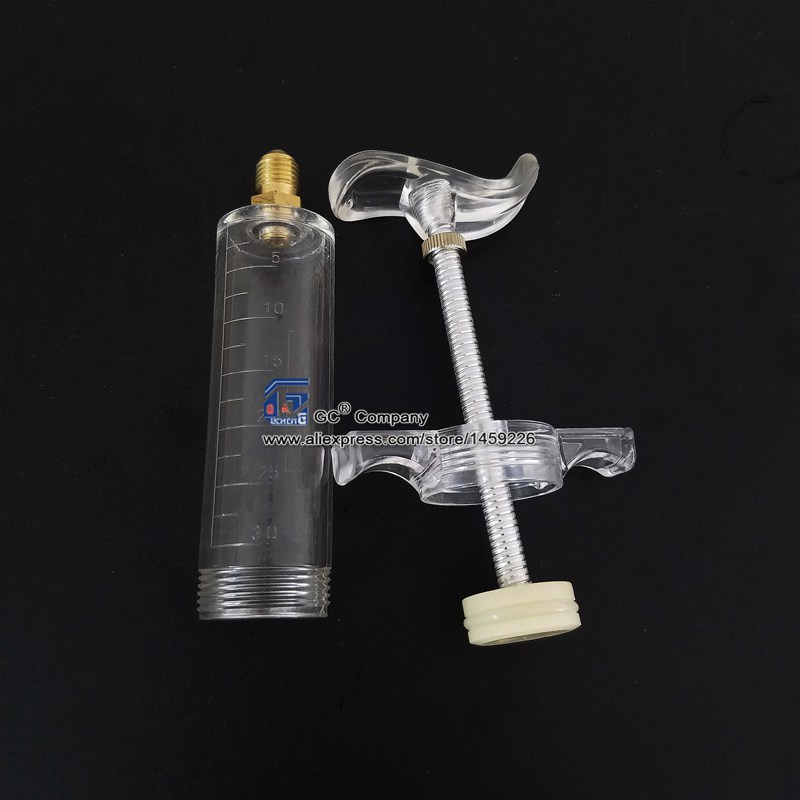 A/C Oil / Dye Injector 30ml ( 40ml Max )