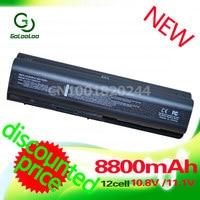 Golooloo 8800MaH Battery for HP Pavilion G61 DV4 DV5 DV6 DV6T G50 for Compaq Presario CQ50 CQ71 CQ70 CQ61 CQ60 CQ45 CQ41 CQ40