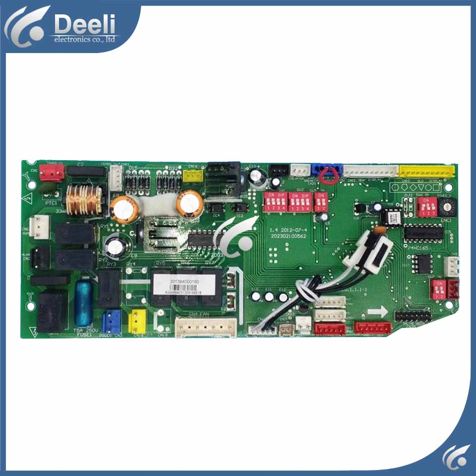 95% new for air conditioning Computer board MDV-D28Q4/N1-C MDV-D36Q4.D control board used control board computer board wd n90105 6870er9001 used