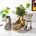 2 шт./компл.  креативная ваза в скандинавском стиле  украшения для ног  домашнее мягкое украшение  простые декоративные поделки  модные  совре...