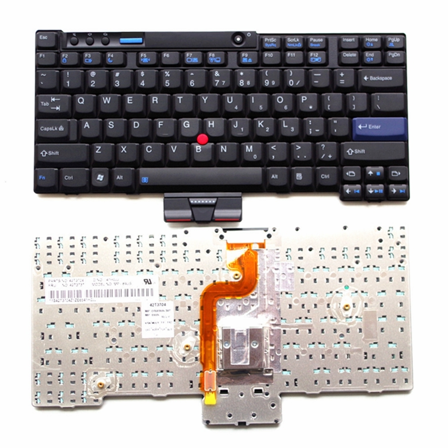 US New Keyboard for Lenovo for THINKPAD X200 X201S X201I X201T X200T X200S X201 laptop keyboard