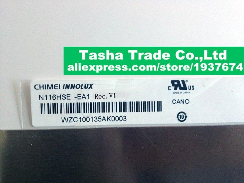 N116HSE-EA1 N116HSE EA1 REV.C1 Laptop LED LCD Screen for ASUS UX21A ZENBOOK UX21 11.6 EDP 30PIN Original