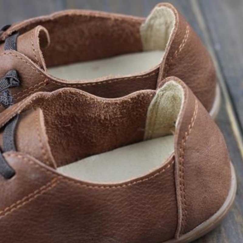 Fond Cuir 1 5 Et Casual 2 Mou Littéraires Femmes Coton Chaussures La Main Plat 4 Confortable Lin 3 Automne À Printemps De En 6 NywOm8v0nP