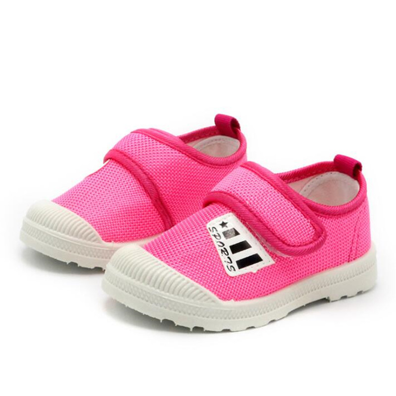 DapChild Sneakers for Childrens Tennis Summer Mesh Sports Shoes Boy Child Shoes Anti Slip Girl Sneakers Toddler Kids Footwear