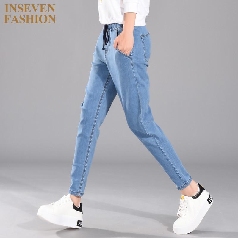 Boyfriend Style Baggy Jeans Women 2017 Spring Autumn New ...