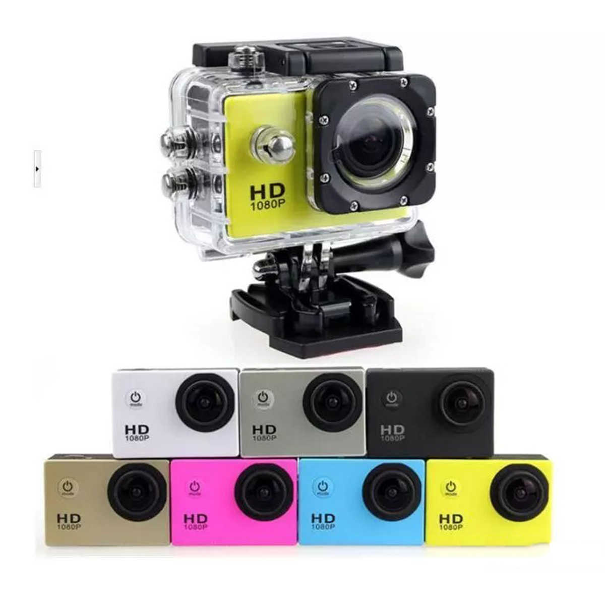 SJ4000 Actie Camera Duiken 30 M Waterdichte 1080 P Full HD Go Onderwater Helm Sport Camera Sport DV 12MP Foto pixel Camera